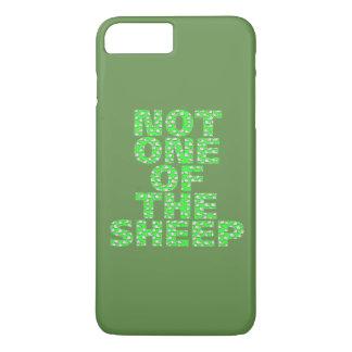 Non un des moutons coque iPhone 7 plus