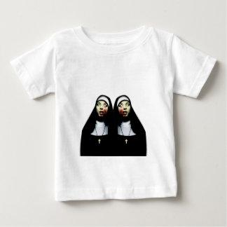 Nonnes d'horreur t-shirt pour bébé