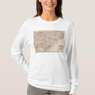 Nord et Caroline du Sud 4 T-shirt