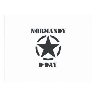 Normandy D-Day Carte Postale