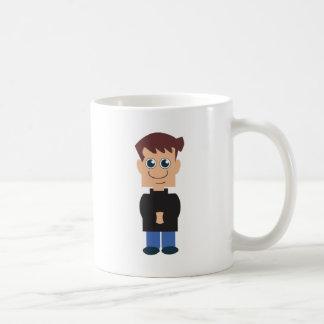 Norme Chibi de garçon Mugs À Café