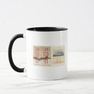 Northern Steamship Company Mugs