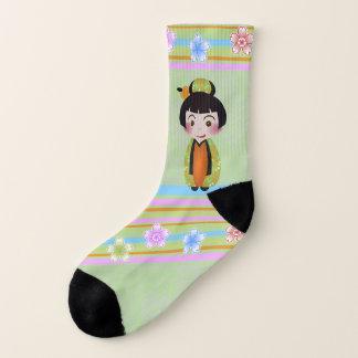 noshi de kokeshi - chaussettes