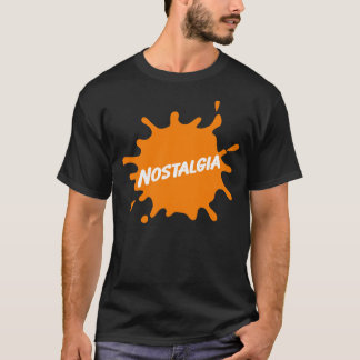 Nostalgie Nick T-shirt