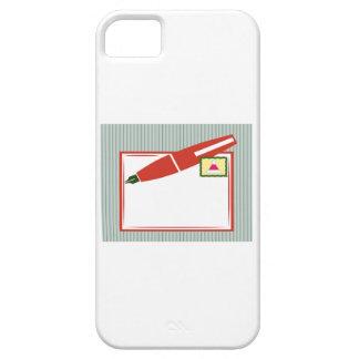 Note de Noël Coques iPhone 5 Case-Mate