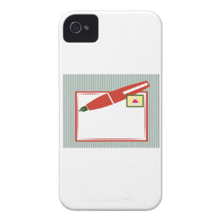 Note de Noël Étuis iPhone 4