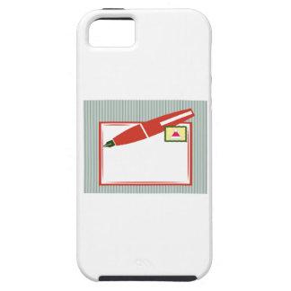Note de Noël Coques Case-Mate iPhone 5