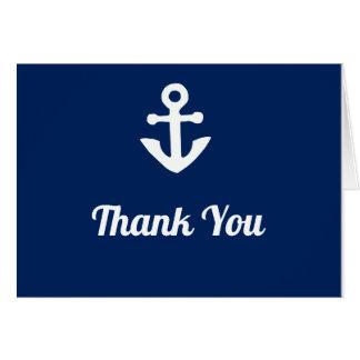 Notes nautiques de Merci d'ancre