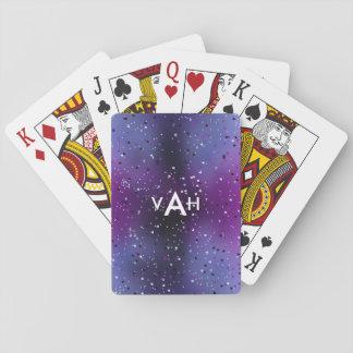 Notre amour est dans les étoiles jeu de cartes