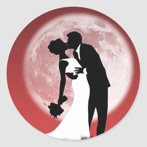 Notre autocollant de mariage