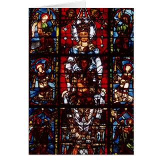 Notre-Dame de la Belle Verriere Cartes