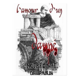 Notre Dame de Paris - Claude Frollo Cartes Postales