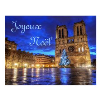 Notre-Dame de Paris de Cathédrale Carte Postale