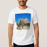 Notre Dame de Paris - jour ensoleillé T-shirts