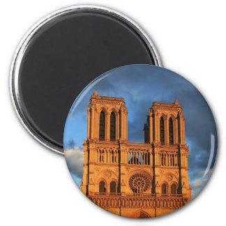 Notre Dame de Paris Aimant Pour Réfrigérateur