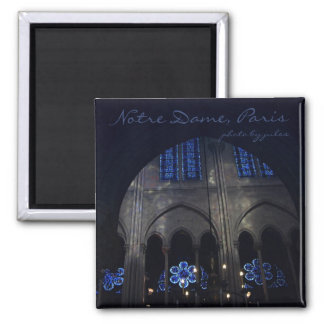 Notre Dame Magnet Carré
