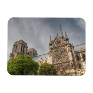 Notre Dame Magnets Rectangulaire