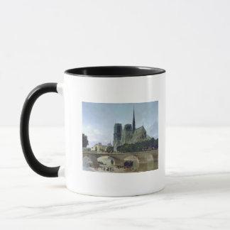 Notre Dame, Paris, 1884 Mug