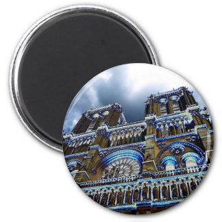 Notre Dame Paris 2 Magnets