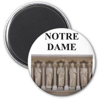 Notre Dame Paris France Magnets Pour Réfrigérateur