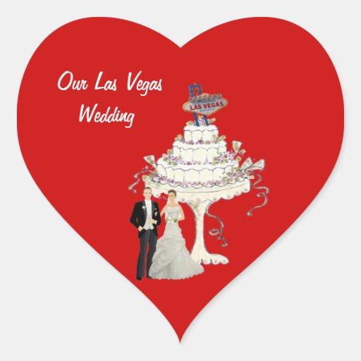 Notre Las Vegas épousant l'autocollant