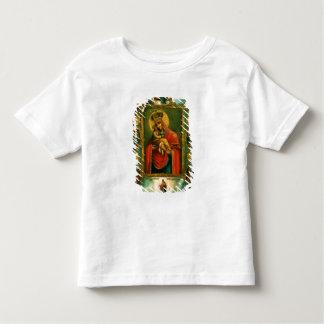 Notre Madame de Pochaev T-shirt Pour Les Tous Petits