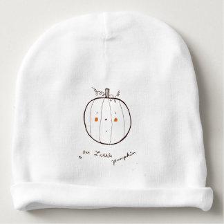 Notre peu de citrouille bonnet de bébé