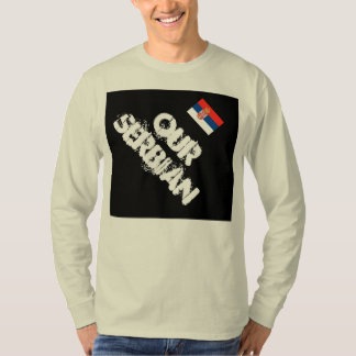 Notre serbe t-shirt