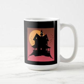 Notre tasse hantée de Halloween de Chambre