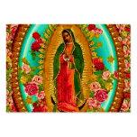 Notre Vierge Marie mexicain saint de Madame Carte De Visite Grand Format
