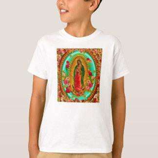 Notre Vierge Marie mexicain saint de Madame T-shirt