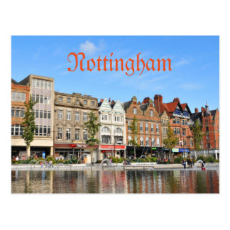 Nottingham Carte Postale