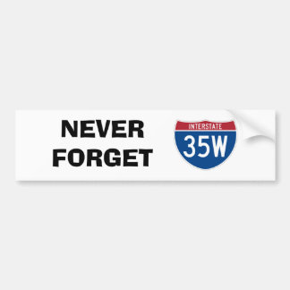 N'oubliez jamais 35W Adhésif Pour Voiture