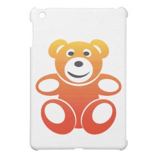 Nounours de sourire d'été coque iPad mini