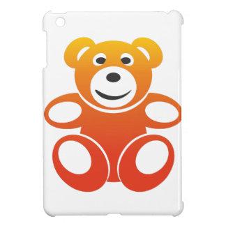 Nounours de sourire d'été coques iPad mini