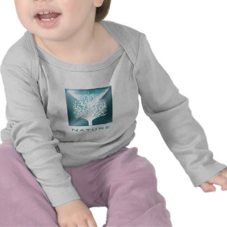 Nourrisson de nature t-shirt