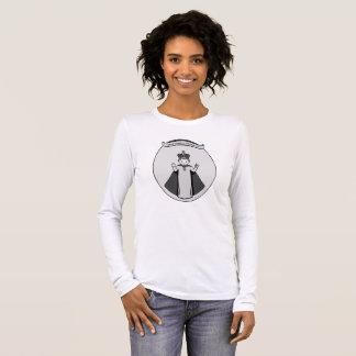 Nourrisson du T-shirt des femmes de long-douille