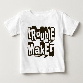 Nourrisson graphique de tee - shirt de T-shirt