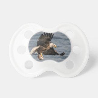 Nourriture contagieuse chauve d'Eagle Sucette Pour Bébé