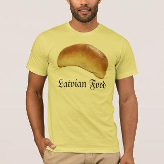 Nourriture letton t-shirt