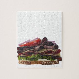 Nourriture, nourriture et boisson, blé, pain, puzzle