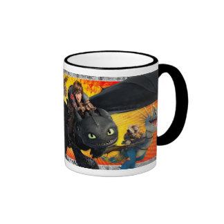 Nous avons des dragons tasse à café