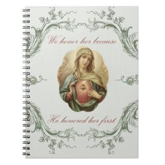 Nous honorons son carnet impeccable de Mary