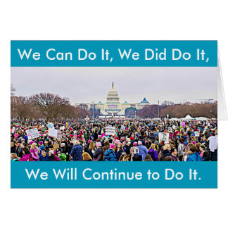 """""""Nous l'avons fait"""" la carte de protestation de"""