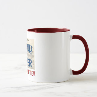 Nous les entourons mug