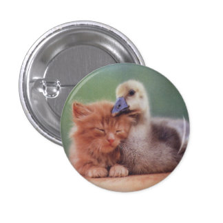 Nous on s'aime ! badge rond 2,50 cm