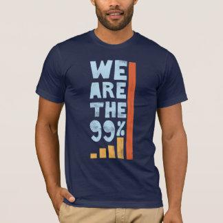 NOUS SOMMES le T-shirt des hommes de 99%