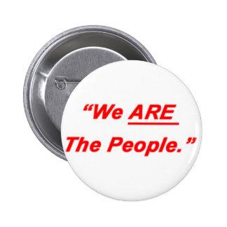 Nous sommes les personnes pin's