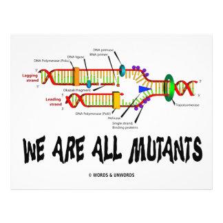 Nous sommes tous les mutants (l'humour de reproduc tract
