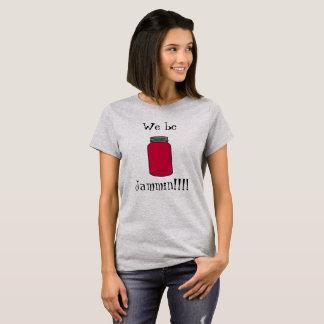 Nous soyons chemise de jammin t-shirt